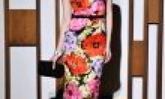 Наймодніші сукні сезону весналіто 2012. Головні тенденції. Фото