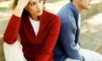 Сімейні сварки або чому чоловіки зраджують дружинам