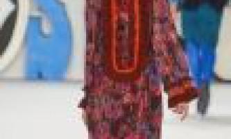 Шапки і шарфи, в`язані гачком зімаосень