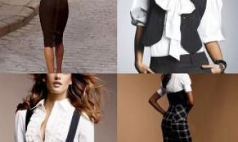 Строгий стиль одягу: мода для офісу