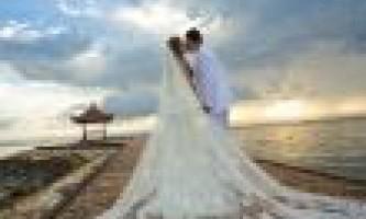 Весілля на балі особливості церемонії. Фото