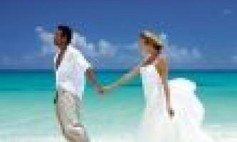 Весілля на островах влаштуйте незабутній одруження!