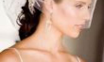 Весільна фата - фото, фасони, довжина