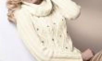 Светри грубої в`язки брендові моделі светрів