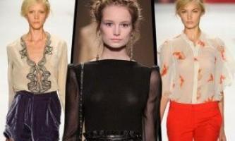 Тенденції моди весналіто 2013
