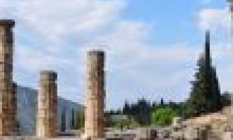 Тури до греції екскурсійні. Місця, які обов`язково потрібно відвідати