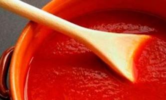 Унікальний соус з помідорів