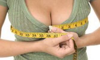Вправи для збільшення бюста