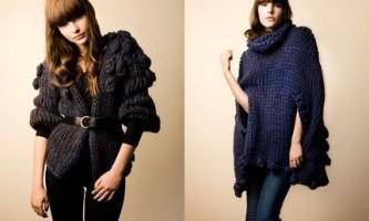 В`язані светри і кофти