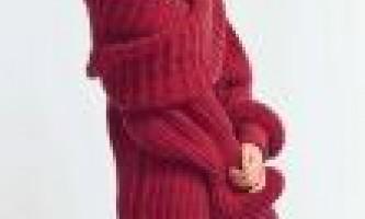 В`язаний светр. Як не помилитися з розміром?