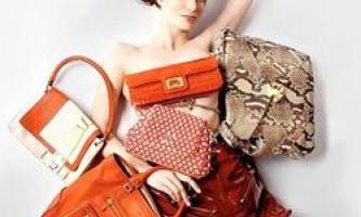 Вибираємо елегантну жіночу сумку