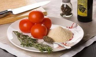 Запечені помідори
