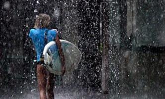 Жіноча школа серфінгу. Активний відпочинок на балі.