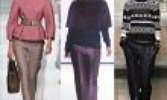 Жіночі брюки 2013 всім варто слідувати сучасній моді?