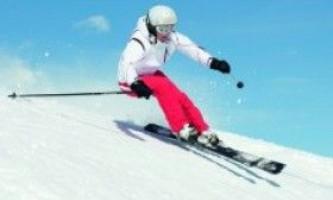 Жіночі лижі: правила вибору