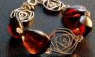 Значення браслетів підбираючи метал і камінь для себе.